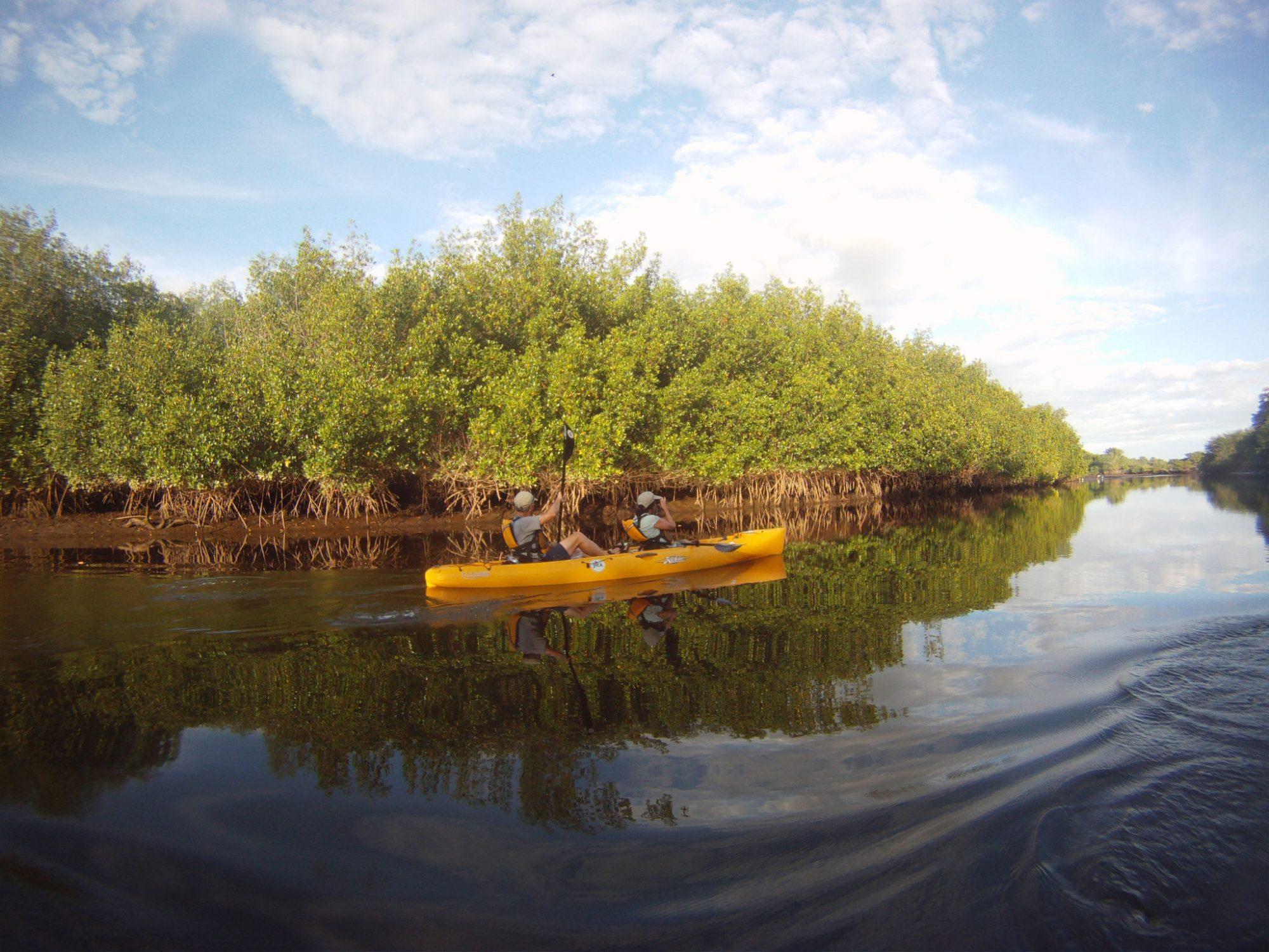 El Salvador - Kayak Bahia Jiquilisco