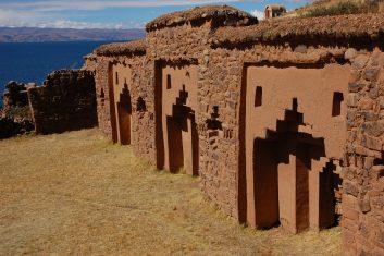 Bolivia - Moon Island Titicaca