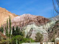 Argentinië Purmamarca - Cerro Siete Colores