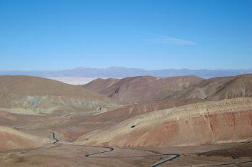 Argentinië - Salta - Salinas Grandes