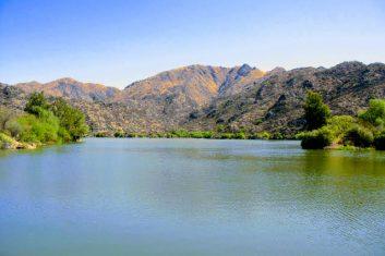 Argentinië San Agustin Valle Fertil