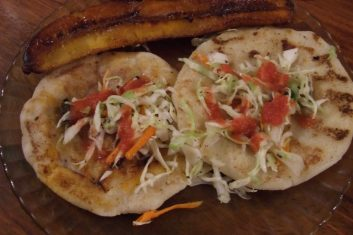 El Salvador - Pupusas National dish