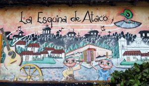 El Salvador - Ruta de Flores - Ataco