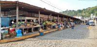 El Salvador - Ruta de Flores - Ataco markt
