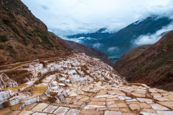 Peru - Sacred Valley - Maras