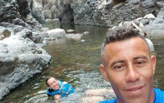 Nicaragua - Somoto canyon
