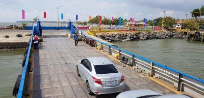 Nicaragua - ferry Ometepe