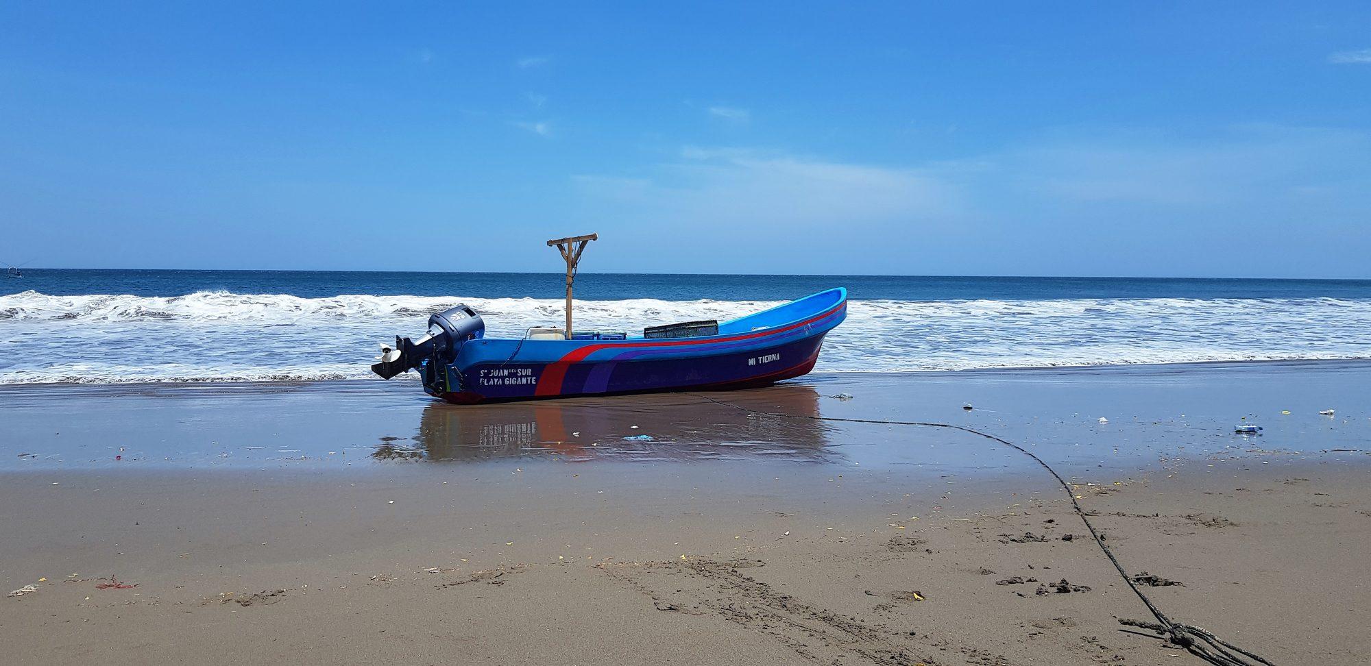 Nicaragua - Pacific - Playa Gigante