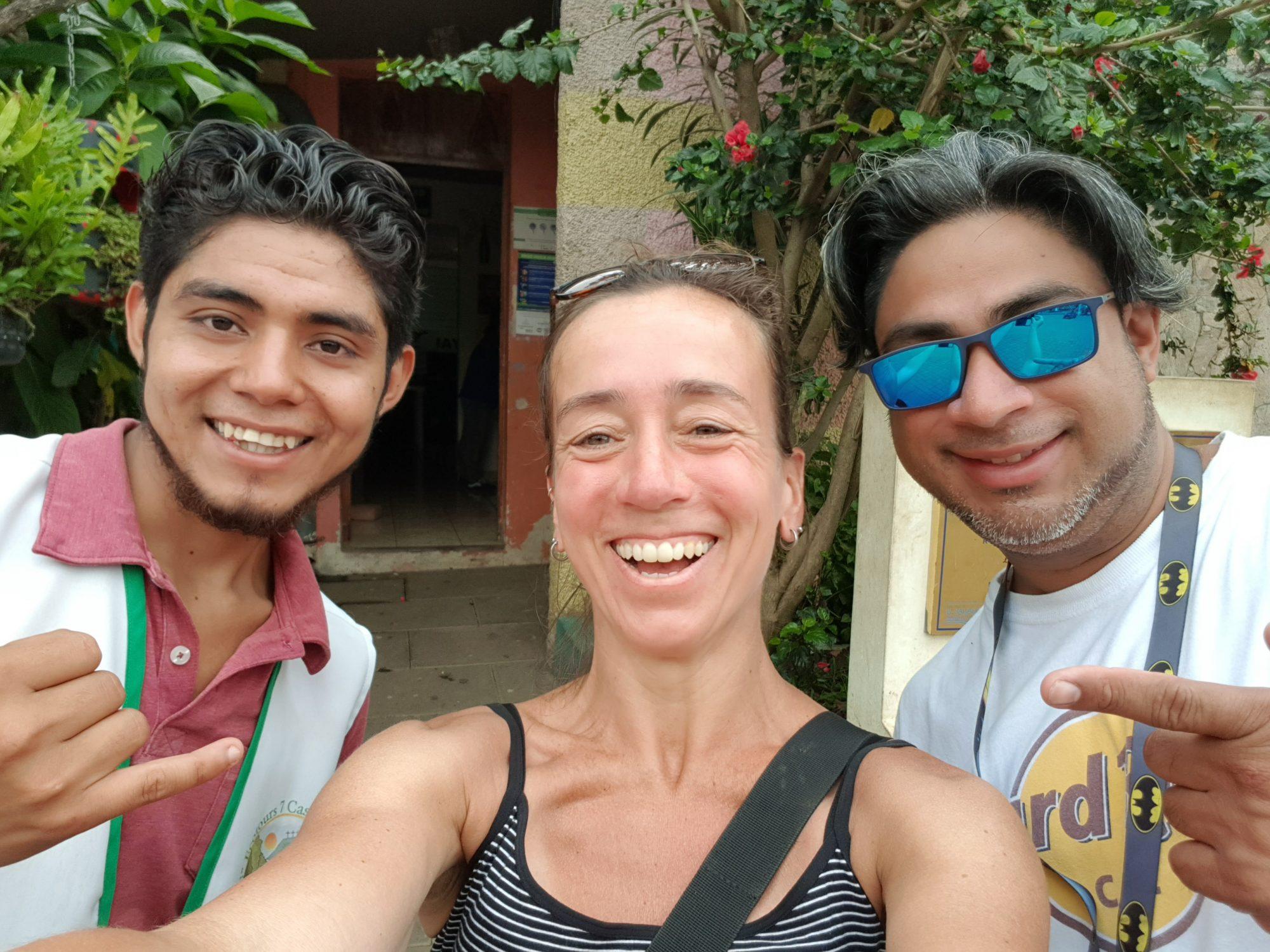 El Salvador - Ruta de las Flores - Juayua
