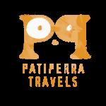 logo Patiperra geel