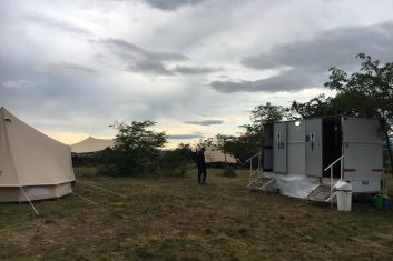 Argentinië - Glamping Eclips