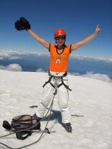 Chili - Merengebied - Osorno beklimming