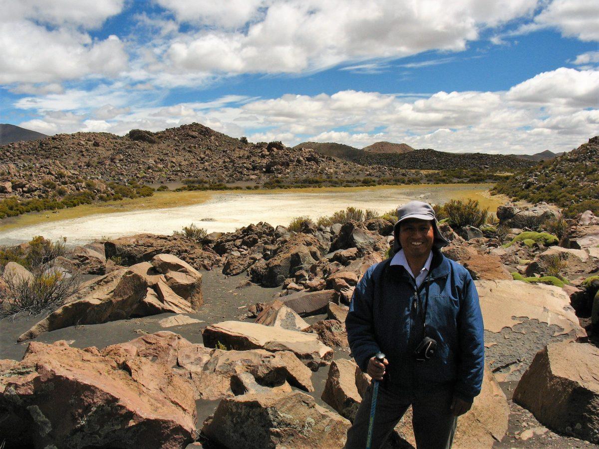 Chile - Noord Putre - NP Lauca
