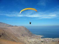 Chili - Iquique - paragliding