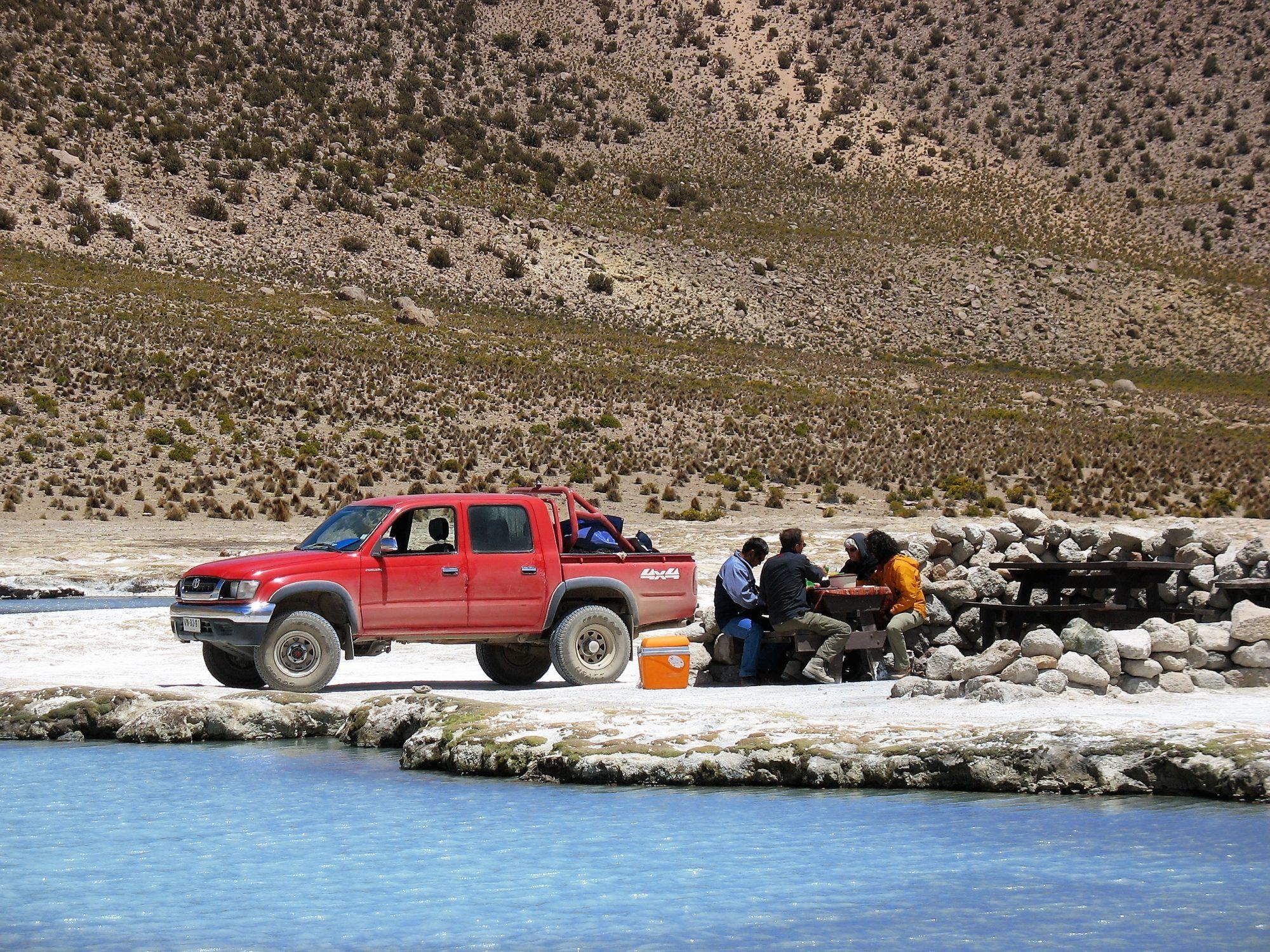 Chili - Noord Polloquere