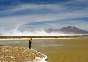 Chili - Noord Surire zoutmeer