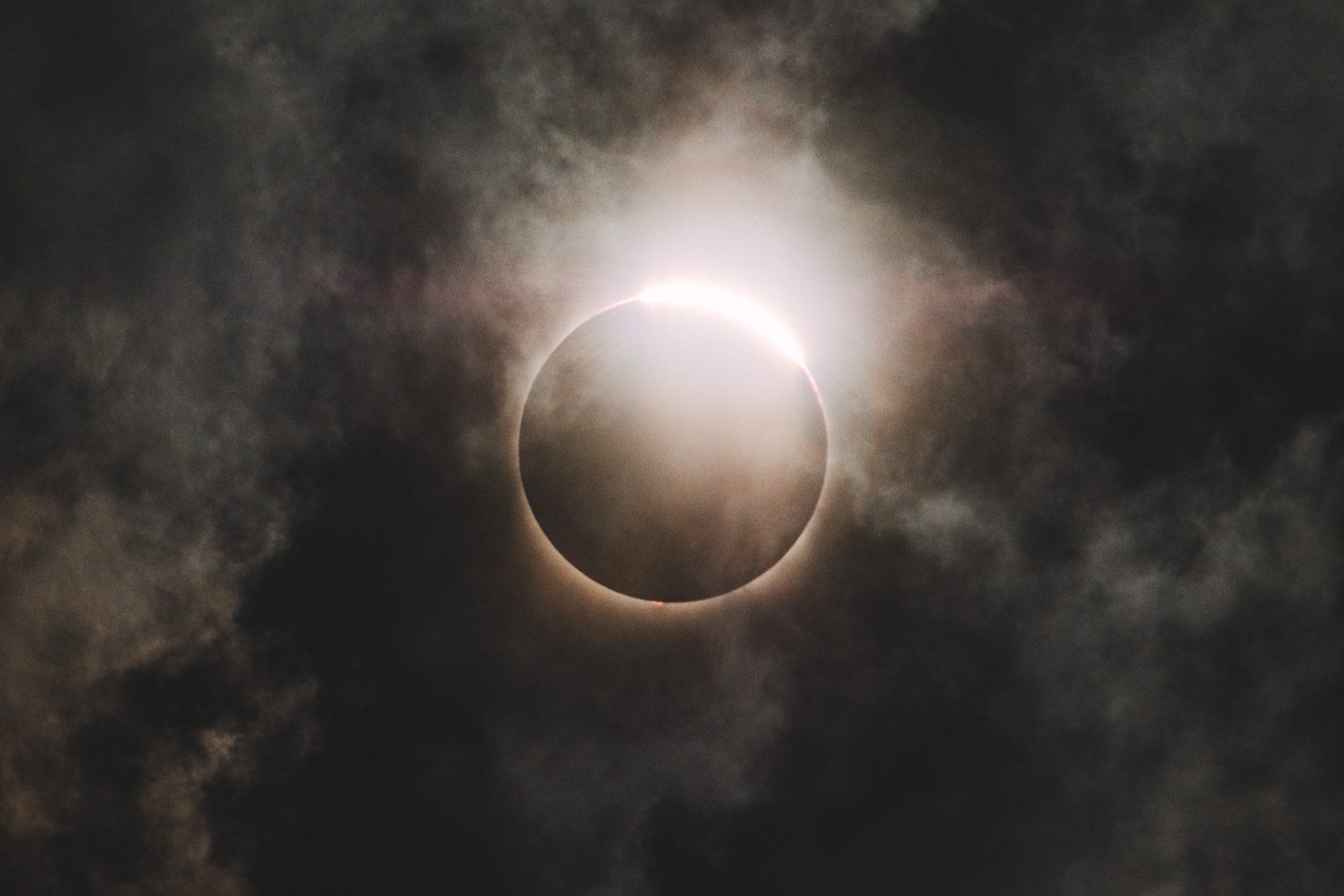 Argentinie - Eclips 2020