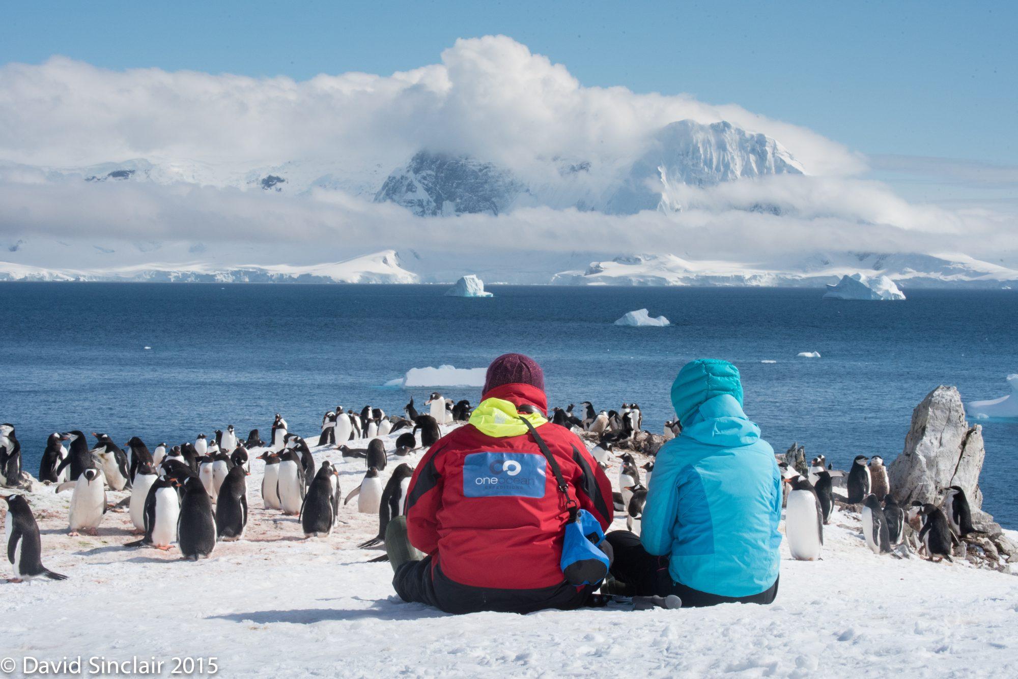 Antarctica - Georges Point & Almirante Brown
