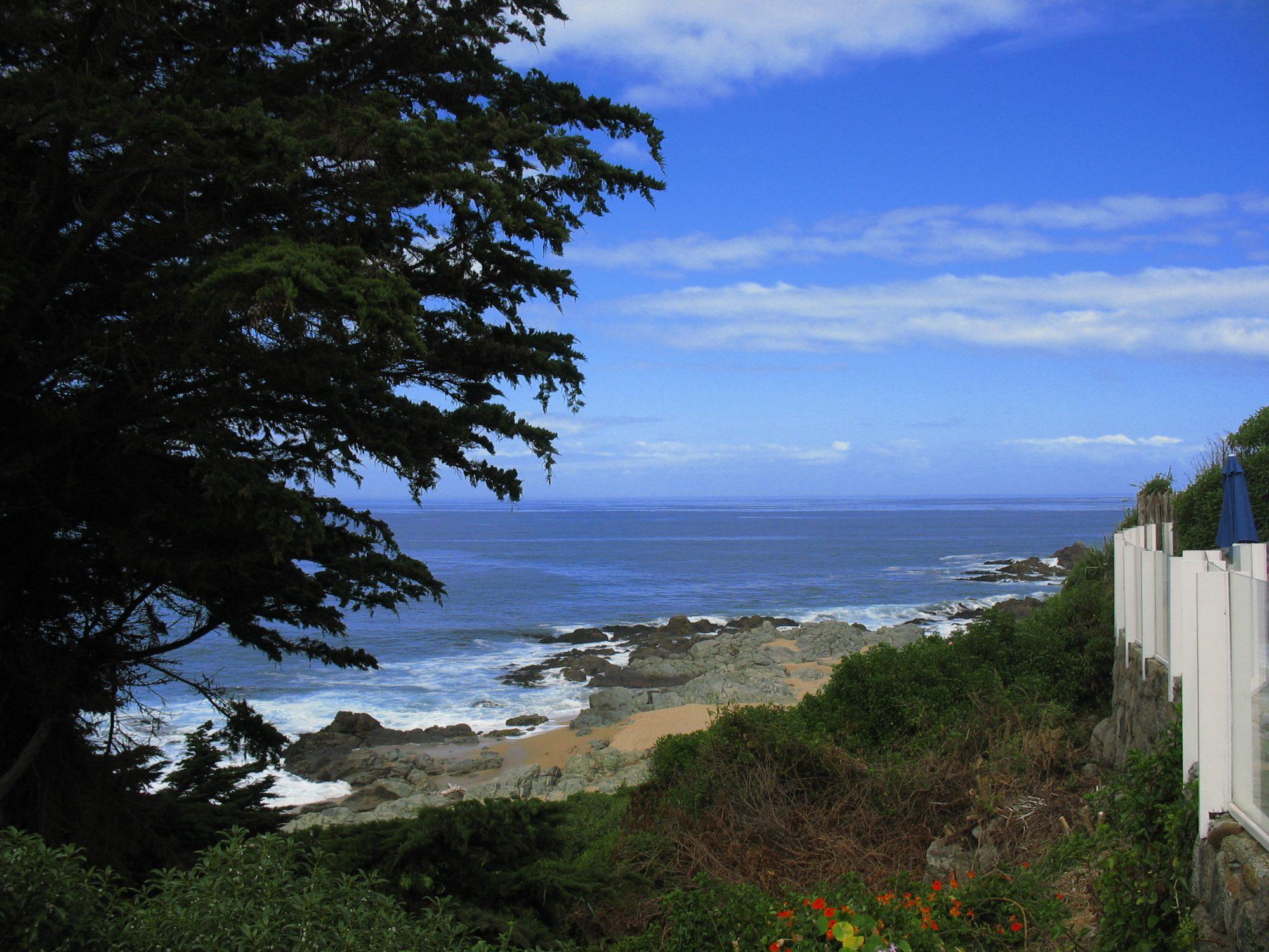 Chile -Isla Negra - Pablo Neruda