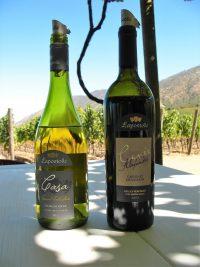 Chile - Colchagua - Lapostolle - wijn