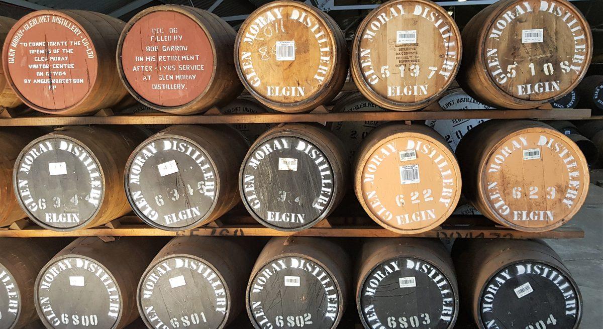 AA-Nortcoast 500 - Glen Moray whisky