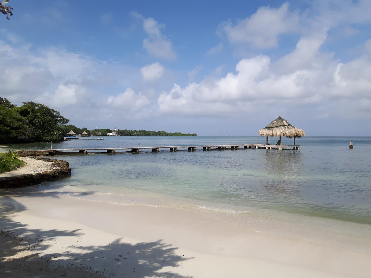 Colombia_Rosario Island