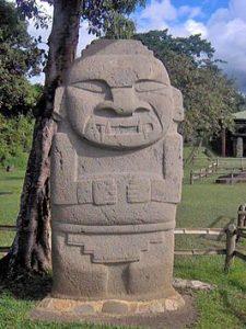 Colombia San Agustin