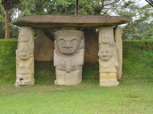 Colombia - San Agustin