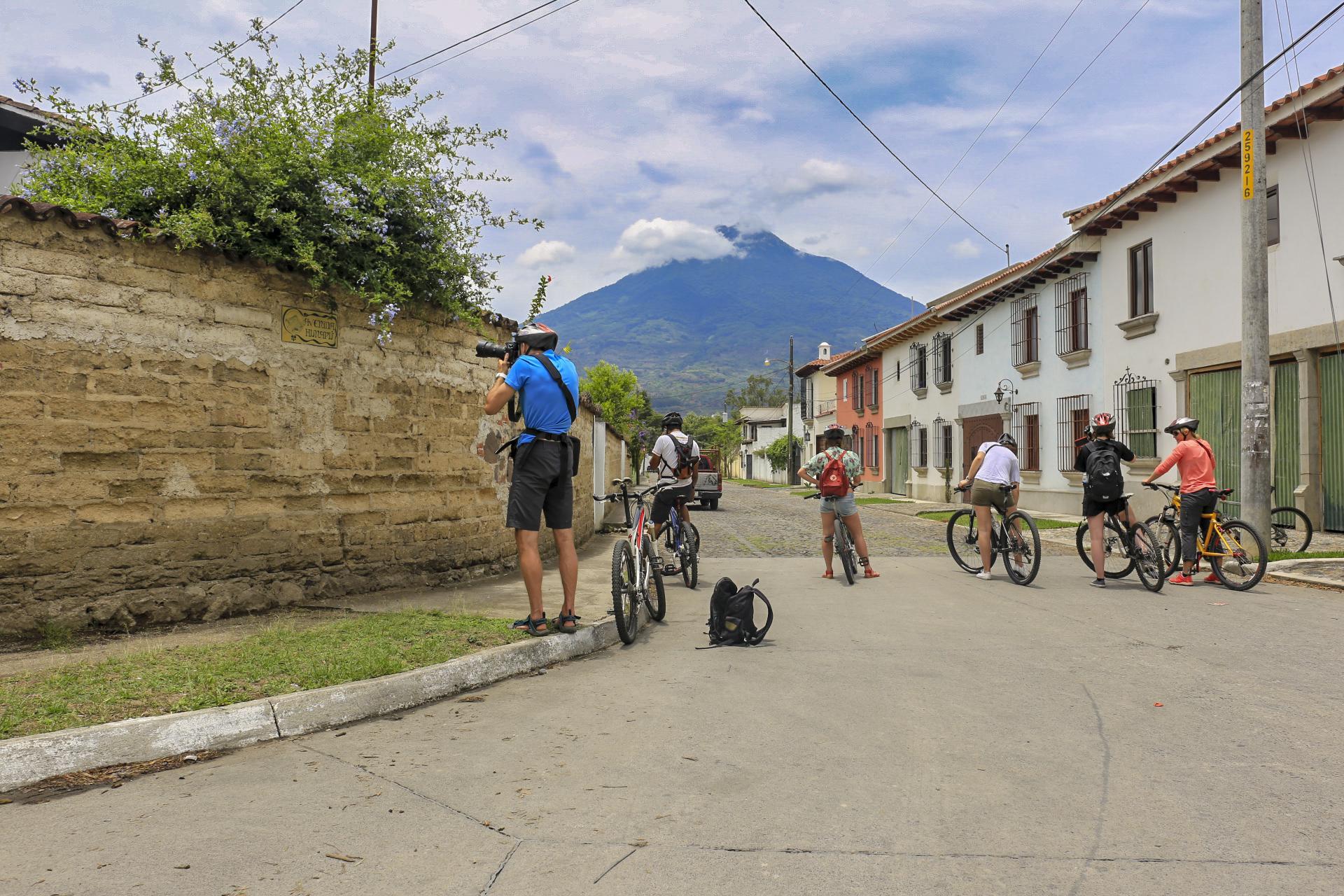 Guatemala - biking