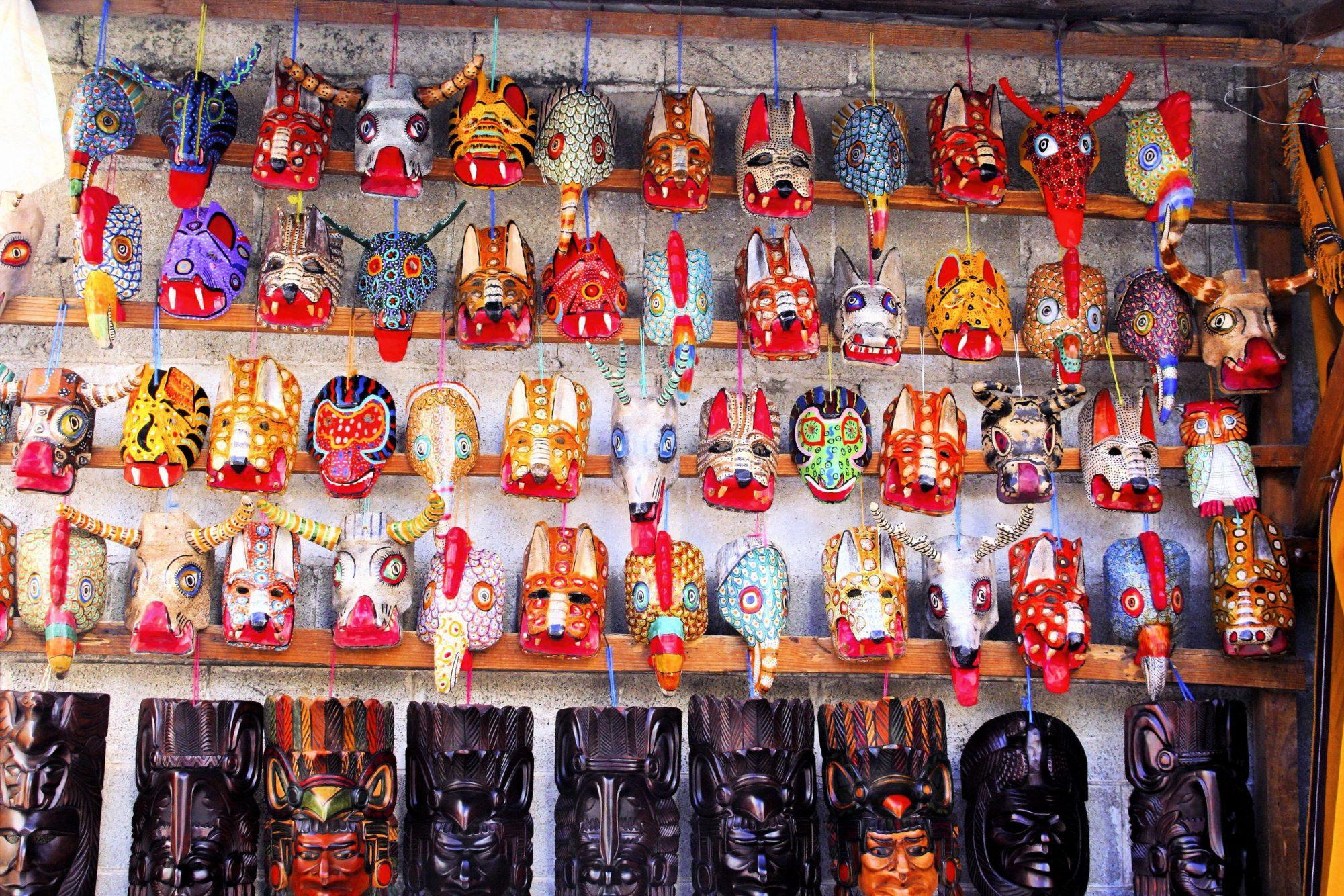 Guatemala - chichicastenango market