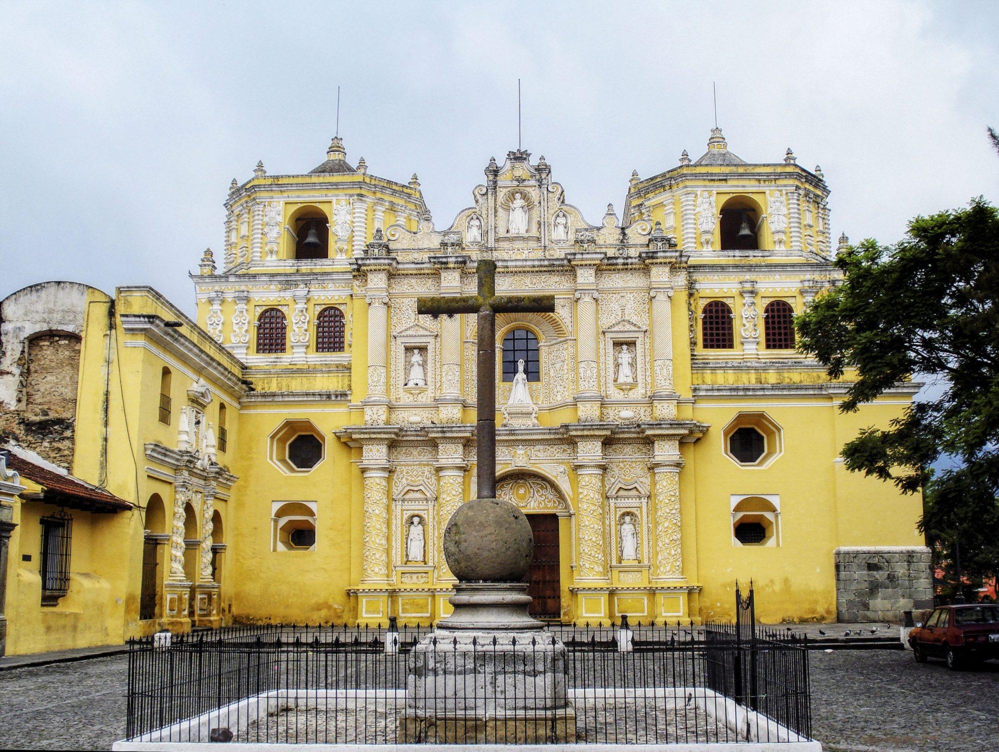 Guatemala - Antigua La Merced