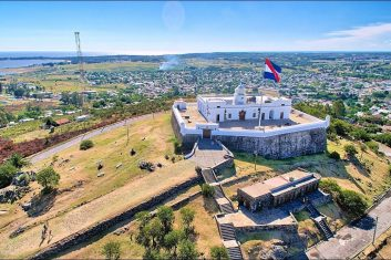 Uruguay - Cerro Montevideo Fort