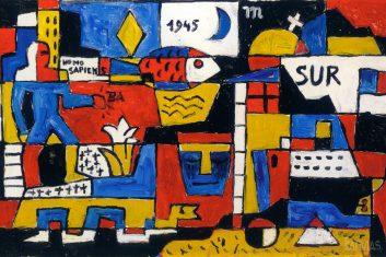 Uruguay - Montevideo - Museo Torres Garcia