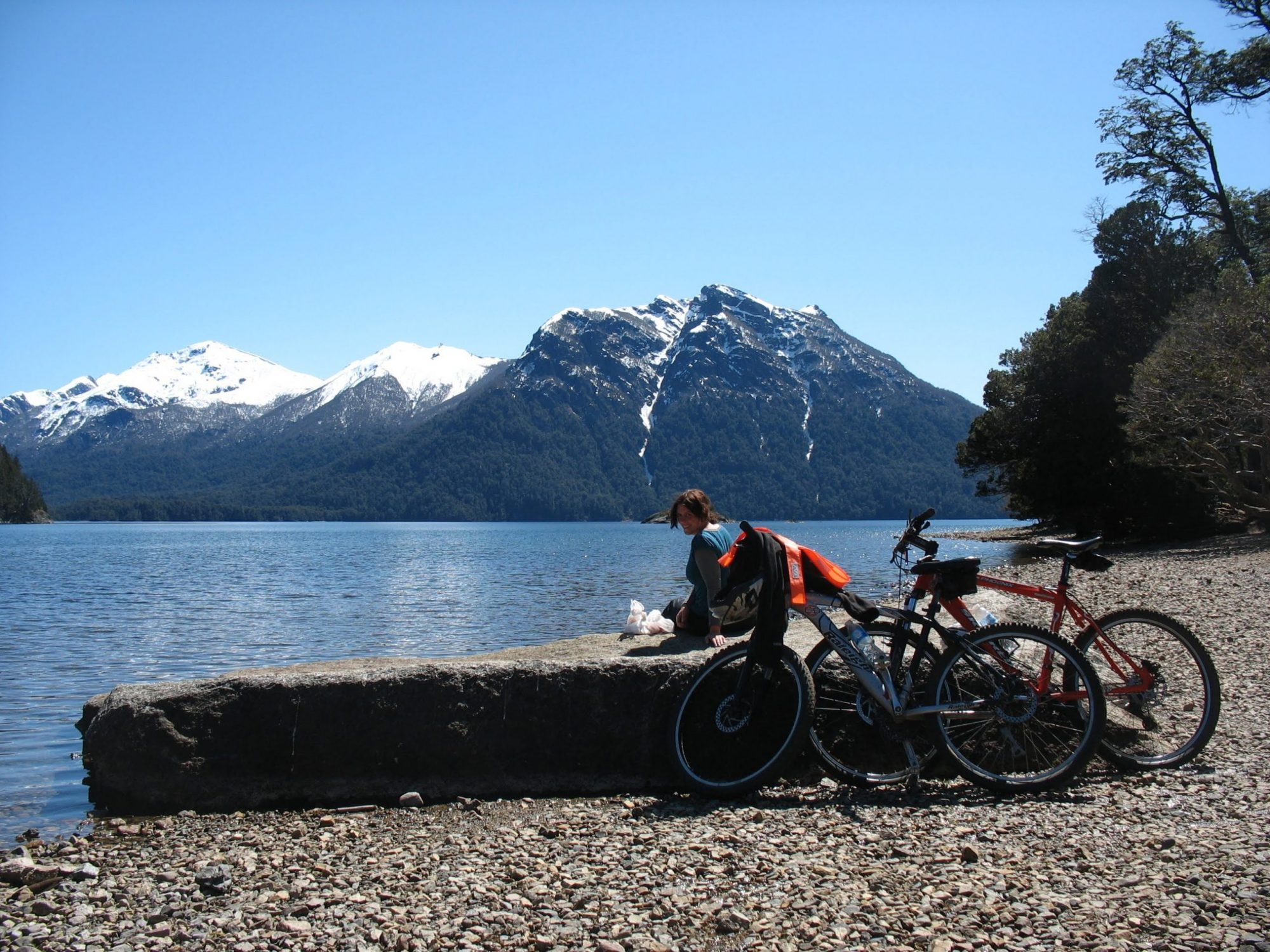 Argentina - Bariloche bike tour