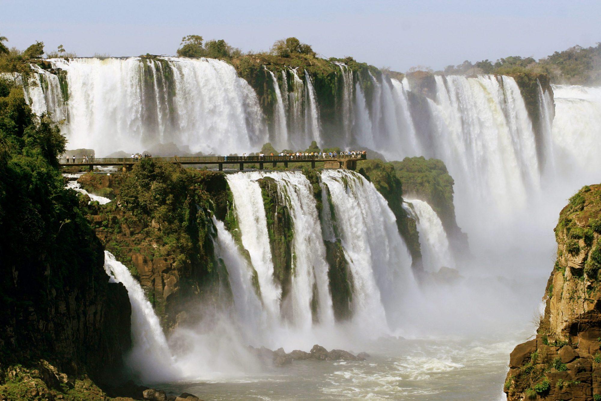 Brazilie - Argentinie Iguazu