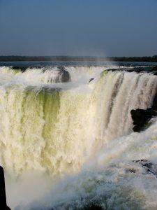 Argentina - Iguazu, Garganta del Diablo