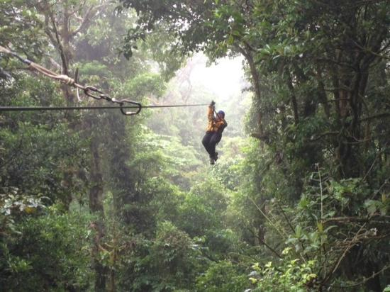 Costa Rica-Monteverde