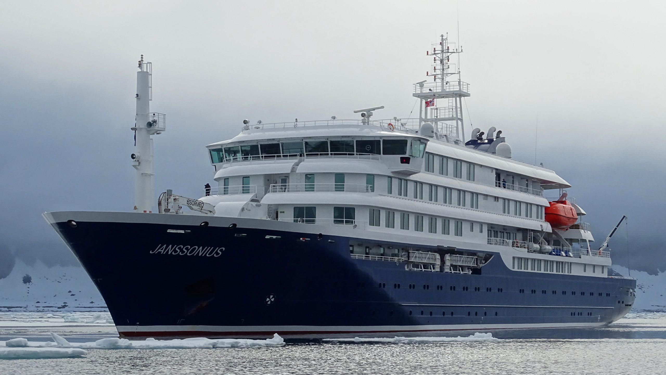 Oceanwide MV Janssonius