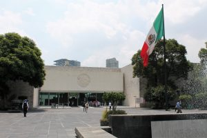 Mexico DF_Museum Antropologia